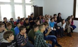 Fiatal hallgatóság az MTA Széchenyi István Geofizikai Obszervatóriumban